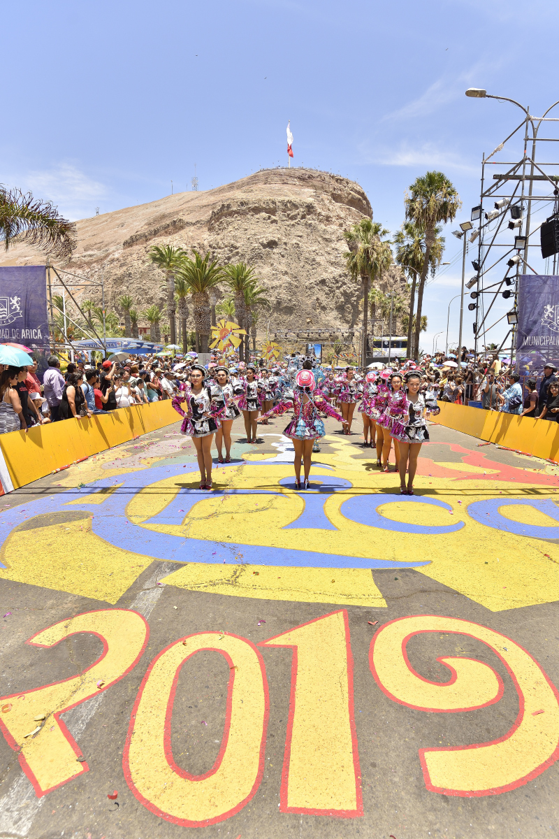 Caporal, Saya, Carnaval con la fuerza del sol, Arica, grupo imagno, jaime arellano