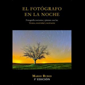 Libro Fotografía Nocturna Chile